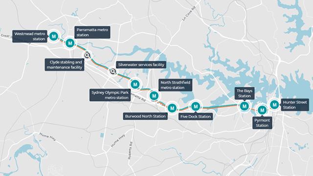 Sydney Metro West